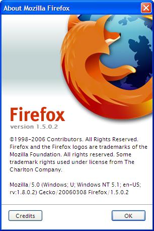 Brand New Firefox